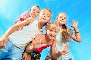 dzieci aktywna wycieczka