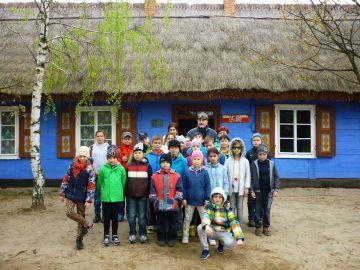 Wycieczka szkolna Maurzyce Żelazowa Wola