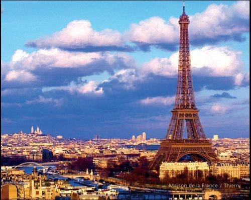 Wycieczka Paryż, Wieża Eiffela