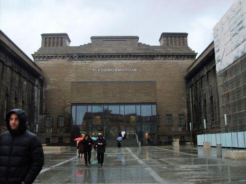 Wycieczka Berlin, Muzeum Pergamońskie