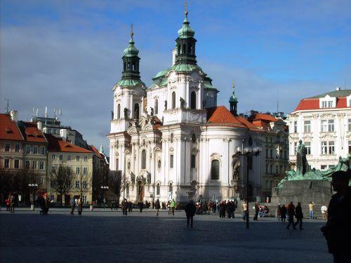 Wycieczka szkolna Praga, stare miasto