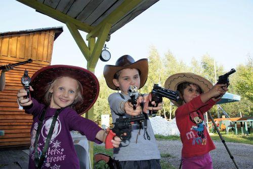 Wycieczka miasteczko westernowe dla dzieci