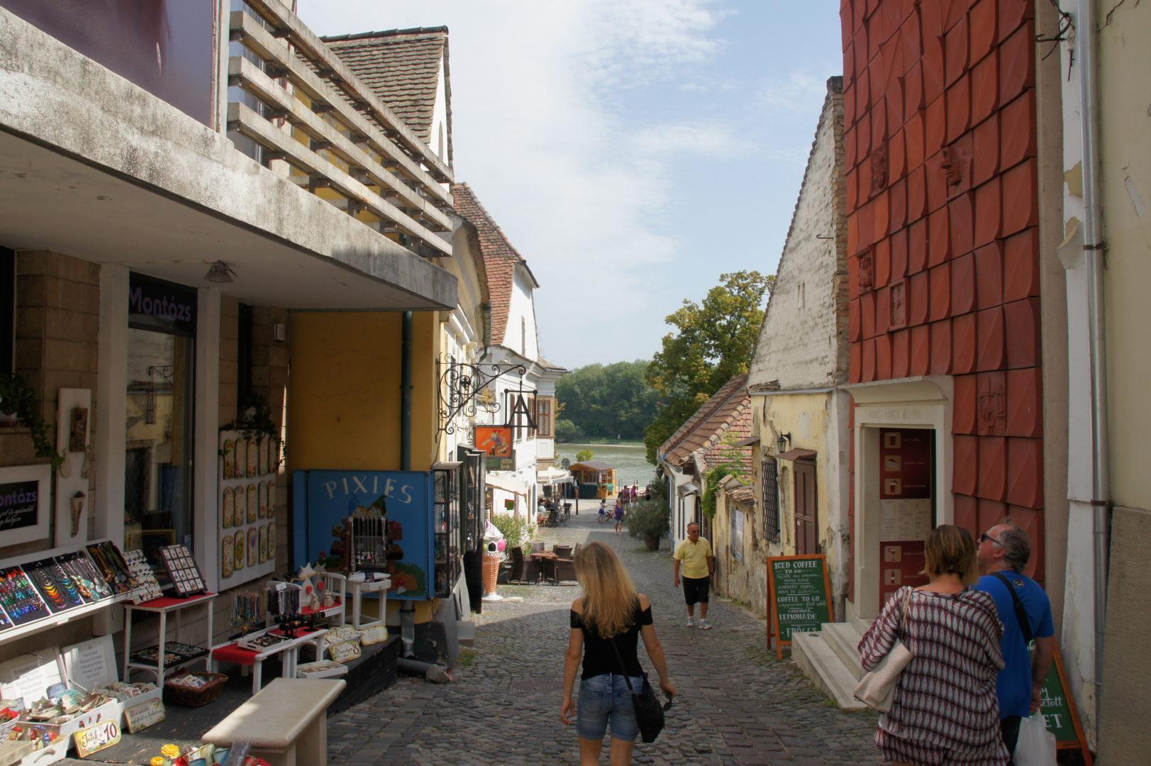 Wycieczka Węgry Zakole Dunaju, Sentendre