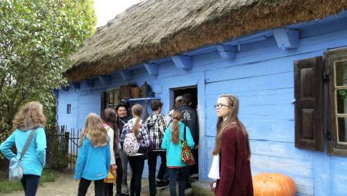 BUXIDA, Wycieczki szkolne i firmowe,Skansen w Sierpcu