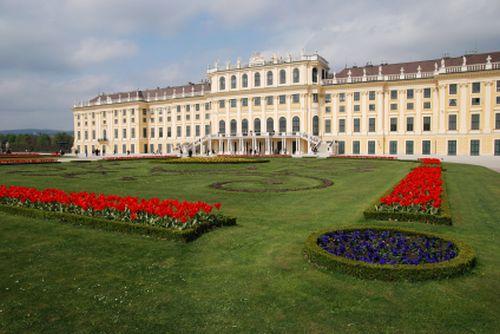 Schoenbrun Pałac, Wiedeń