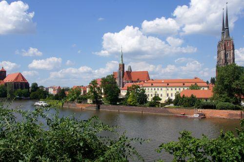 Wycieczka Wrocław, Panorama