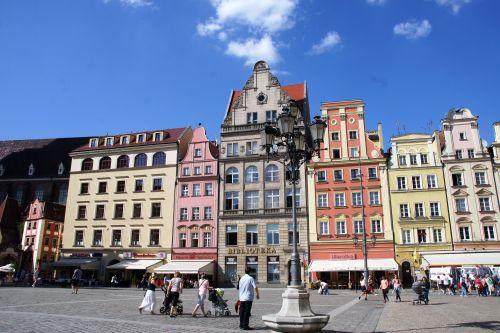 Wycieczka Wrocław, rynek