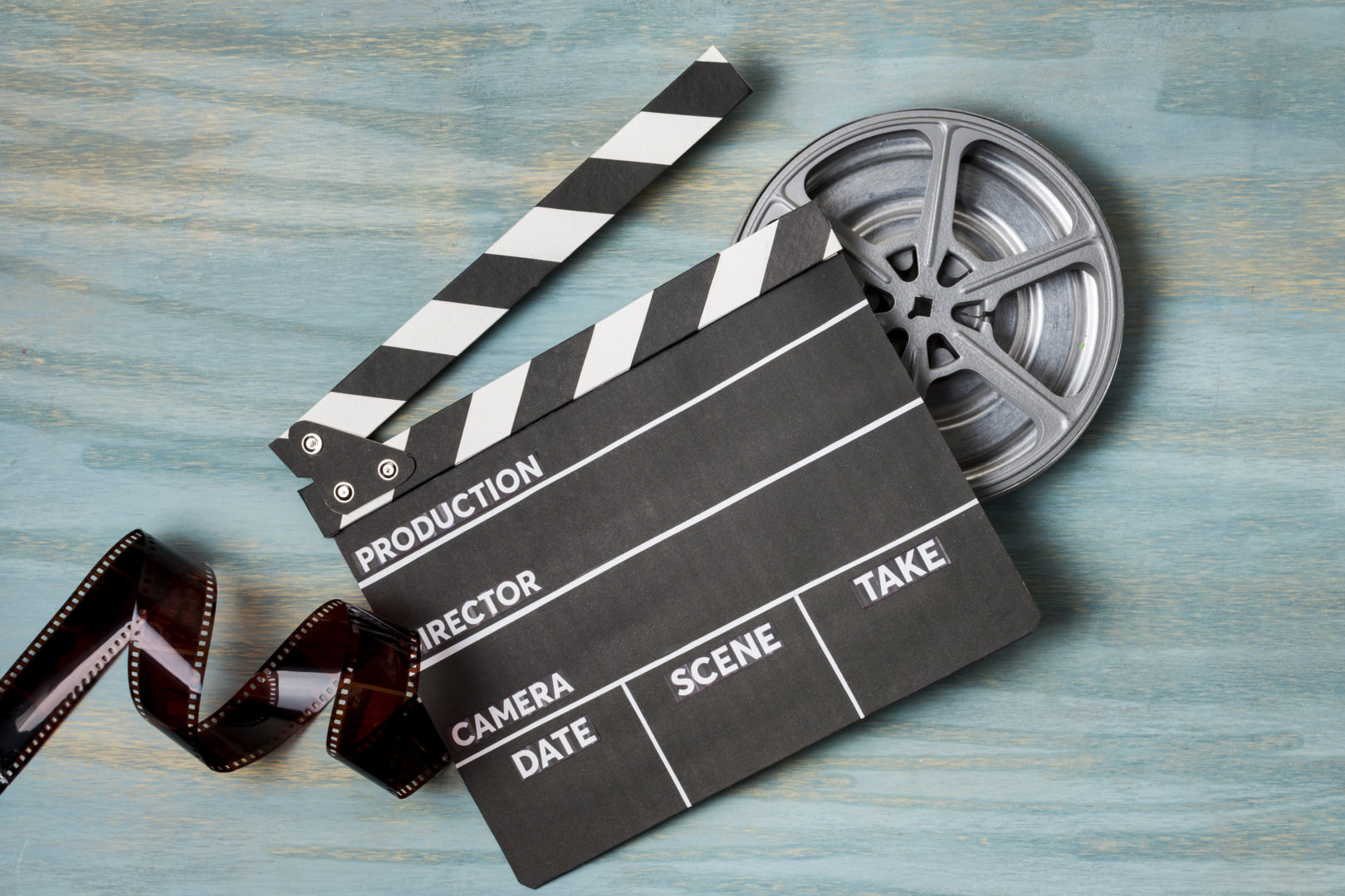 Film, warsztaty filmowe