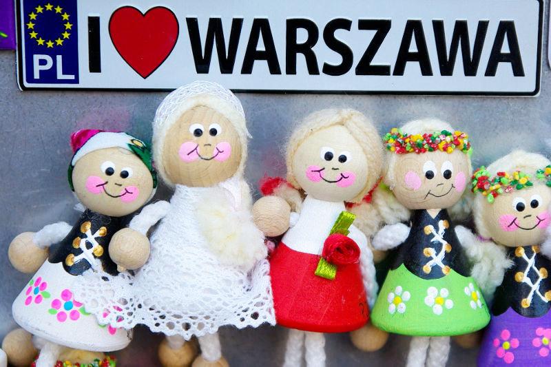 Buxida, wycieczki do Warszawy