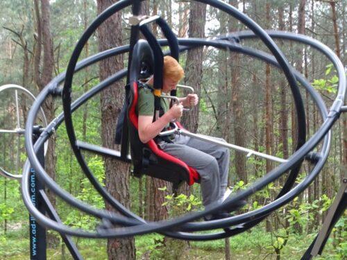 Aktywne zielone szkoły żyroskop