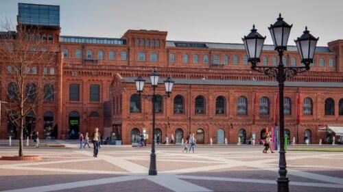 Wycieczki szkolne i firmowe, Łódź,Manufaktura