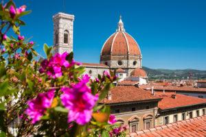 BUXIDA, Wycieczki dla szkół i firm,kopuła katedry we Florencji