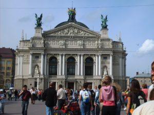 Lwów, Opera, BUXIDA, Wycieczki dla szkół i firm,