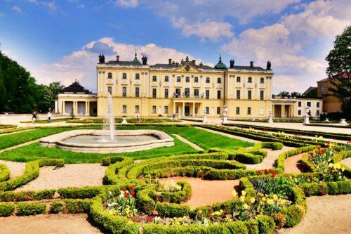 BUXIDA, Wycieczki dla szkół i firm,Pałac Branickich w Białymstoku