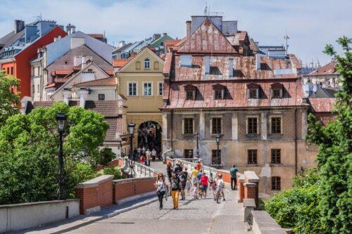BUXIDA, Wycieczki dla szkół i firm,starówka Lublina