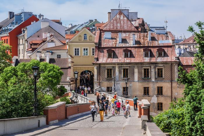 starówka Lublina