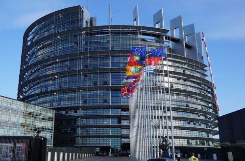 BUXIDA, Wycieczki dla szkół i firm,Parlament Europejski w Strasbourgu