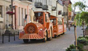 BUXIDA, Wycieczki dla szkół i firm,Ciuchcia w Płocku