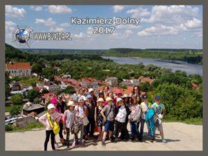 wycieczka szkolna do Kazimierza Dolnego