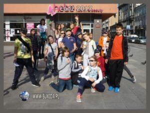 wycieczka szkolna do Łodzi