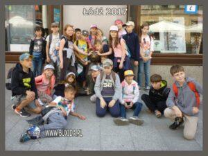 wycieczka szkolna Łódź