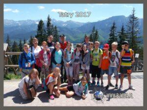 wycieczka szkolna w Tatry