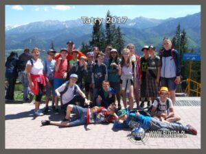 zielona szkoła w Tatrach