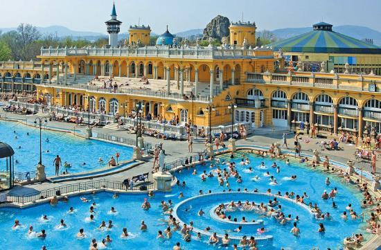 Termy Budapeszt, wyjazdy firmowe